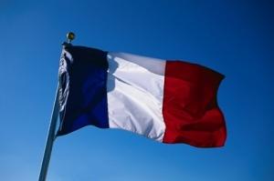 Frankreichfahne